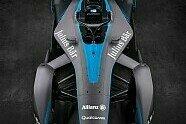 Neues Formel-E-Auto mit Halo für 2018/2019 - Formel E 2018, Präsentationen, Bild: ABB Formula E