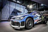 VW präsentiert Polo R für die Rallycross-WM - WRX 2018, Präsentationen, Bild: VW