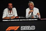 Donnerstag - Formel 1 2018, Australien GP, Melbourne, Bild: Sutton