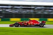 Samstag - Formel 1 2018, Australien GP, Melbourne, Bild: Ferrari