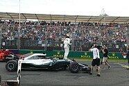 Samstag - Formel 1 2018, Australien GP, Melbourne, Bild: Mercedes-Benz