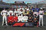 Formel 1 Highlights: Die 25 besten Fotos aus Melbourne - Formel 1 2018, Australien GP, Melbourne, Bild: Sutton