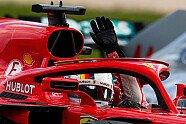 Rennen - Formel 1 2018, Australien GP, Melbourne, Bild: Sutton