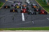 Rennen - Formel 1 2018, Australien GP, Melbourne, Bild: Ferrari
