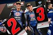WSBK Thailand 2018 - Die besten Superbike-Fotos aus Buriram - Superbike WSBK 2018, Thailand, Buriram, Bild: Yamaha
