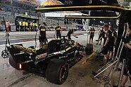 Freitag - Formel 1 2018, Bahrain GP, Sakhir, Bild: Sutton