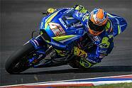 Galerie: MotoGP-Training in Argentinien - MotoGP 2018, Argentinien GP, Termas de Río Hondo, Bild: Suzuki