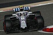 Samstag - Formel 1 2018, Bahrain GP, Sakhir, Bild: Sutton