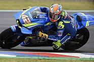 Galerie: MotoGP-Qualifying in Argentinien - MotoGP 2018, Argentinien GP, Termas de Río Hondo, Bild: Suzuki