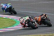MotoGP Argentinien 2018: Die Bilder vom Renn-Sonntag - MotoGP 2018, Argentinien GP, Termas de Río Hondo, Bild: Aprilia