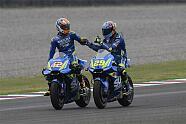 MotoGP Argentinien 2018: Die Bilder vom Renn-Sonntag - MotoGP 2018, Argentinien GP, Termas de Río Hondo, Bild: Suzuki
