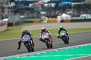 MotoGP Argentinien 2018: Die Bilder vom Renn-Sonntag - MotoGP 2018, Argentinien GP, Termas de Río Hondo, Bild: Yamaha