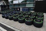 Donnerstag - Formel 1 2018, China GP, Shanghai, Bild: Sutton