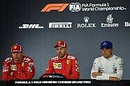 Samstag - Formel 1 2018, China GP, Shanghai, Bild: Sutton