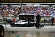 Samstag - Formel 1 2018, China GP, Shanghai, Bild: Mercedes-Benz