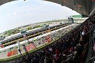 Sonntag - Formel 1 2018, China GP, Shanghai, Bild: Sutton