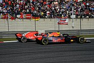 Rennen - Formel 1 2018, China GP, Shanghai, Bild: Sutton