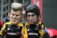 Sonntag - Formel 1 2018, China GP, Shanghai, Bild: Renault