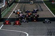 Rennen - Formel 1 2018, China GP, Shanghai, Bild: Ferrari