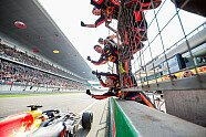 Rennen - Formel 1 2018, China GP, Shanghai, Bild: Red Bull