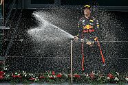 Podium - Formel 1 2018, China GP, Shanghai, Bild: Red Bull