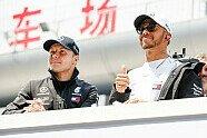 Sonntag - Formel 1 2018, China GP, Shanghai, Bild: Mercedes-Benz