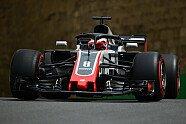 Freitag - Formel 1 2018, Aserbaidschan GP, Baku, Bild: Sutton