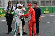 Samstag - Formel 1 2018, Aserbaidschan GP, Baku, Bild: Sutton