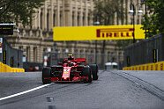 Samstag - Formel 1 2018, Aserbaidschan GP, Baku, Bild: Ferrari