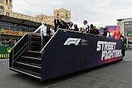 Sonntag - Formel 1 2018, Aserbaidschan GP, Baku, Bild: Sutton