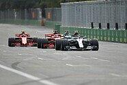 Rennen - Formel 1 2018, Aserbaidschan GP, Baku, Bild: Sutton
