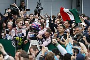 Sonntag - Formel 1 2018, Aserbaidschan GP, Baku, Bild: LAT Images