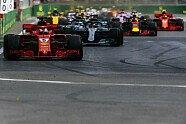 Rennen - Formel 1 2018, Aserbaidschan GP, Baku, Bild: Ferrari