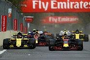 Rennen - Formel 1 2018, Aserbaidschan GP, Baku, Bild: Red Bull