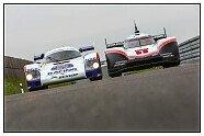 Porsche 919 EVO: Nordschleifen-Demofahrt beim 24h-Rennen - WEC 2018, Testfahrten, Bild: Porsche