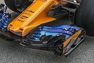 Neue Nase beim McLaren - Formel 1 2018, Spanien GP, Barcelona, Bild: Sutton