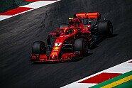 Freitag - Formel 1 2018, Spanien GP, Barcelona, Bild: Ferrari