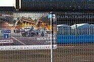 Formel E Berlin 2018: Strecken-Vorbereitungen in Tempelhof - Formel E 2018, Verschiedenes, Berlin, Berlin, Bild: Gorges/MMPIXX.COM