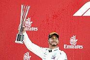Podium - Formel 1 2018, Spanien GP, Barcelona, Bild: LAT Images