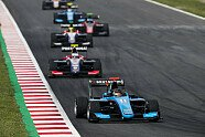 Rennen 1 & 2 - GP3 2018, Barcelona, Barcelona, Bild: LAT Images