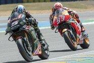 MotoGP Le Mans 2018: Die besten Bilder vom Sonntag - MotoGP 2018, Frankreich GP, Le Mans, Bild: Tech3