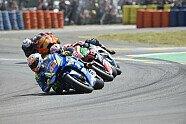 MotoGP Le Mans 2018: Die besten Bilder vom Sonntag - MotoGP 2018, Frankreich GP, Le Mans, Bild: Suzuki
