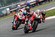 WSBK Donington 2018 - Die besten Superbike-Fotos aus Großbritannien - Superbike WSBK 2018, Großbritannien, Donington, Bild: Ducati