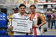 Sonntag - Formel 1 2018, Monaco GP, Monaco, Bild: Sutton