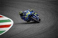 MotoGP Mugello 2018: Die Bilder vom Freitag - MotoGP 2018, Italien GP, Mugello, Bild: Suzuki