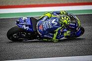 MotoGP Mugello 2018: Die Bilder vom Freitag - MotoGP 2018, Italien GP, Mugello, Bild: Movistar Yamaha