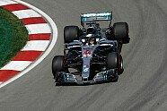 Freitag - Formel 1 2018, Kanada GP, Montreal, Bild: Mercedes-Benz