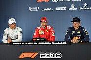 Samstag - Formel 1 2018, Kanada GP, Montreal, Bild: Sutton