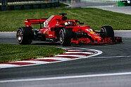 Samstag - Formel 1 2018, Kanada GP, Montreal, Bild: Ferrari