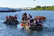 Raft Race - Formel 1 2018, Kanada GP, Montreal, Bild: Sutton